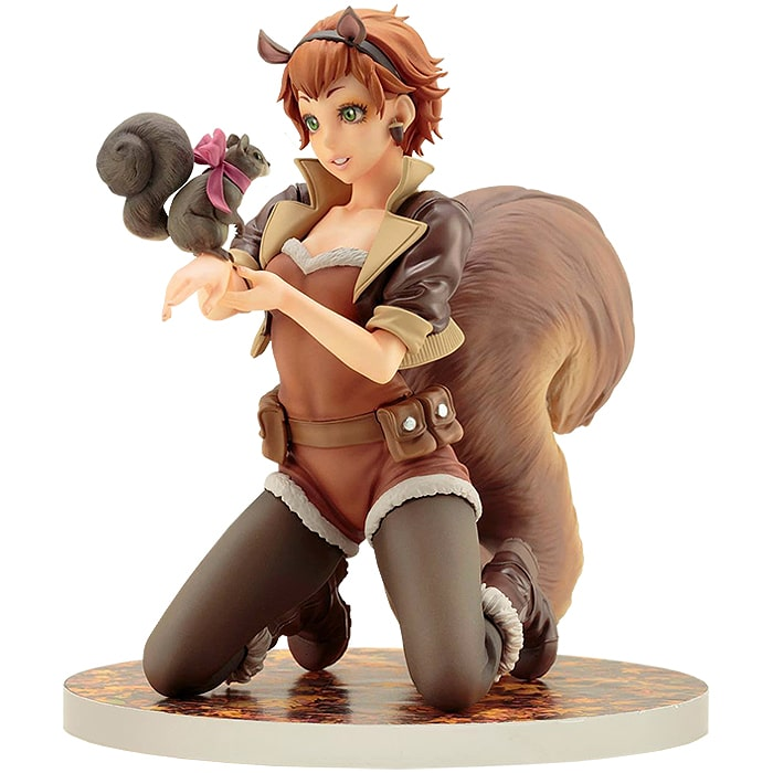 2017 : Kotobukiya Bishoujo Series Squirrel Girl