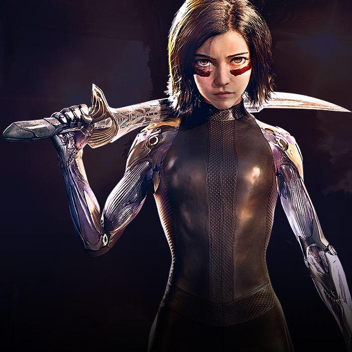 2019 : Alita Battle Angel