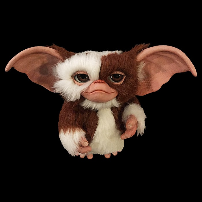 "1984 : Gremlins - ""Gizmo"" the Mogwai"