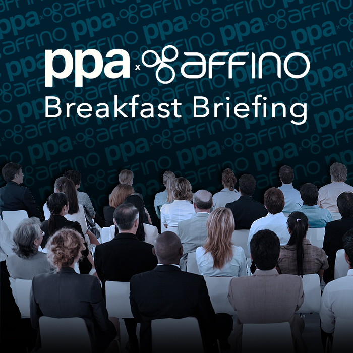 Make Sure You Register for the PPA x Affino Publisher Advertising State of the Industry Breakfast Briefing on November 1st