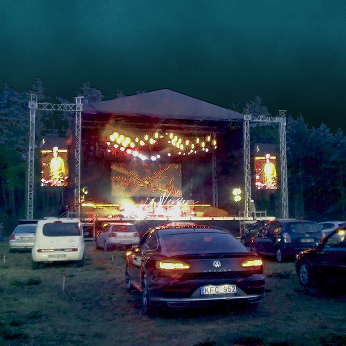 Resurgence of Drive-in Movies and Concerts