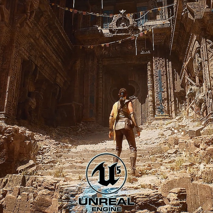 The Forthcoming Unreal Engine 5 Will Usher in a New Immersive Age for Gaming, Film and Television