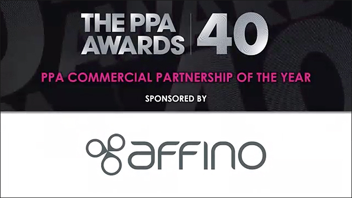 Commercial Partnership of the Year Category Sponsor