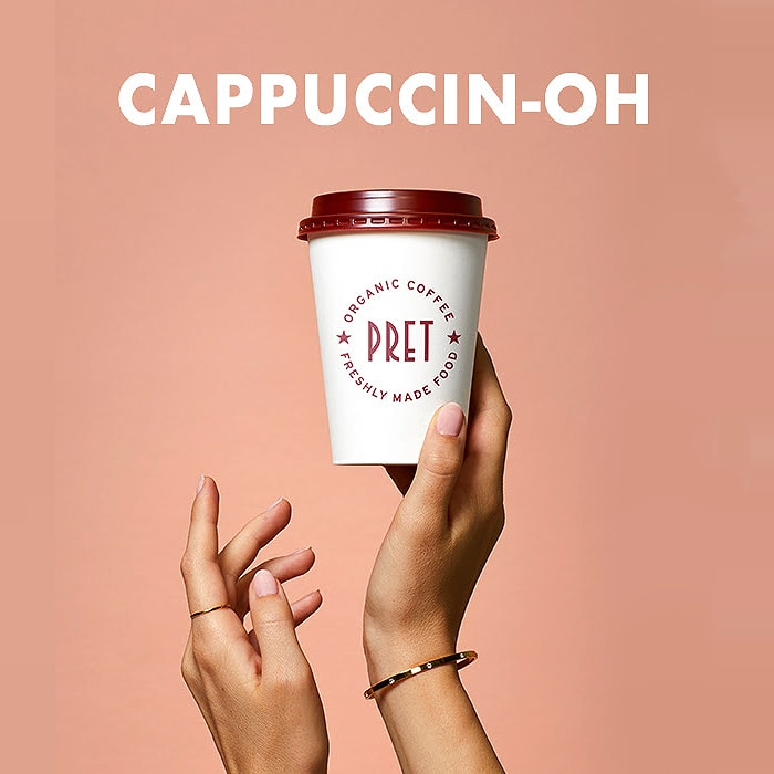 Pret rises up to meet Covid Reality with innovative YourPret Barista Drinks Subscription