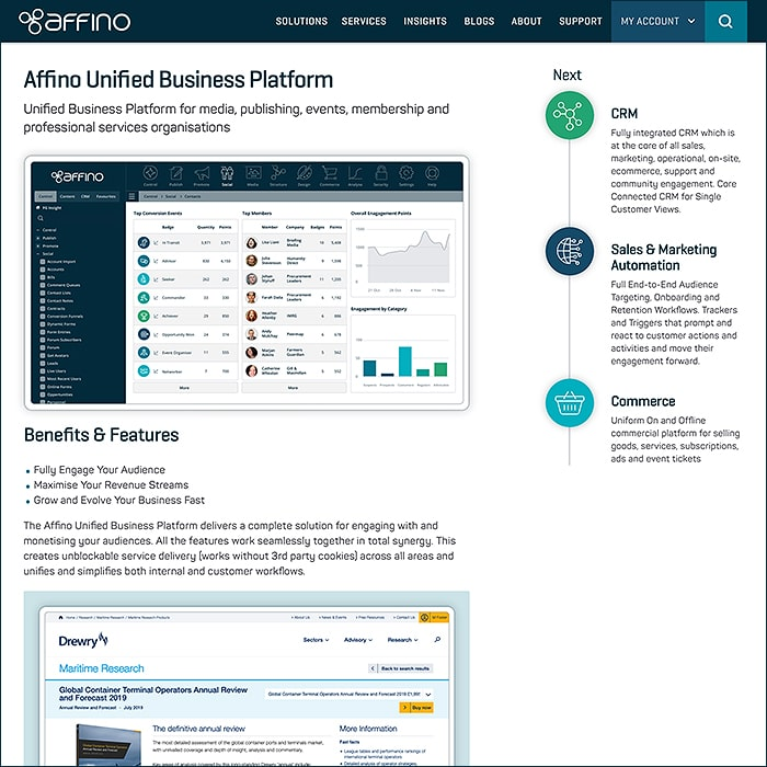 Unified Business Platform