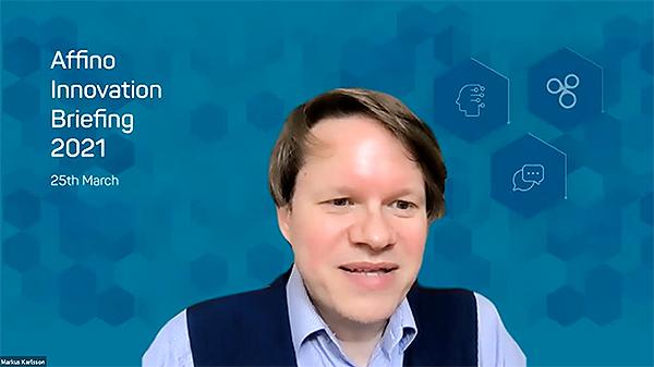 Affino Insight Briefing by Markus Karlsson