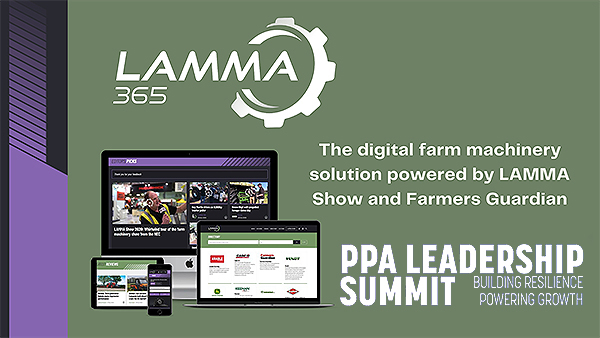 AgriBriefing LAMMA 365 Presentation from the PPA Leadership Summit Live Event Think Tank