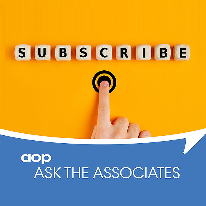 Seven tips for more innovative engagement with subscribers [AOP]